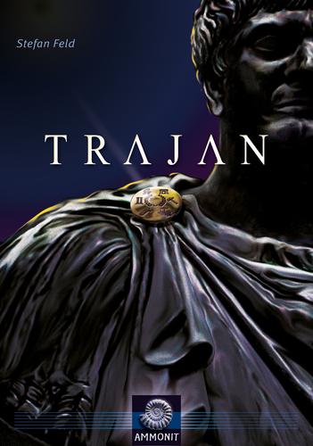 Couverture de la boîte du jeu Trajan - Tric Trac d'Argent 2012