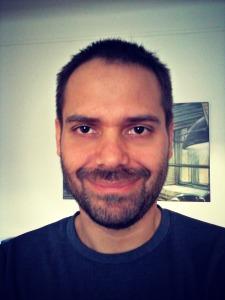 Manu Beltrando, éditeur de MoonsterGames