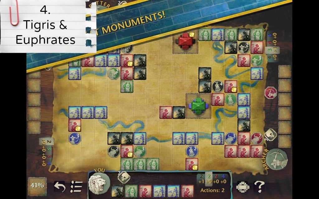 Jeux de ville sur tablette