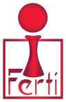 Logo FERTI RVB