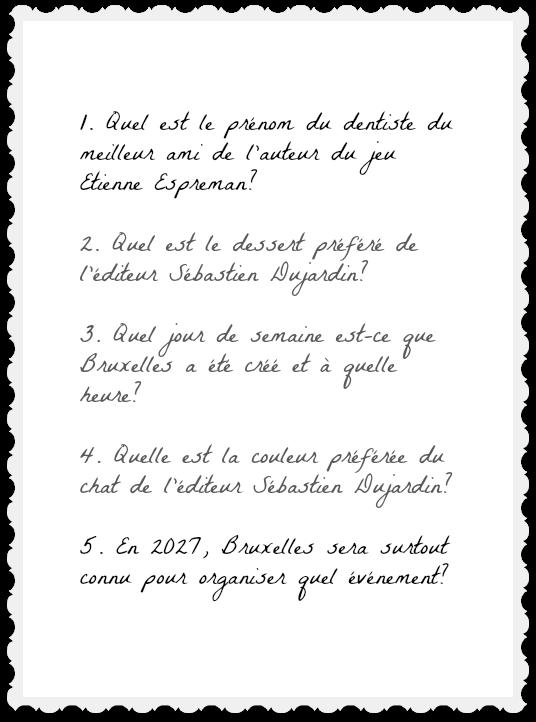 bruxelles-concours-questions