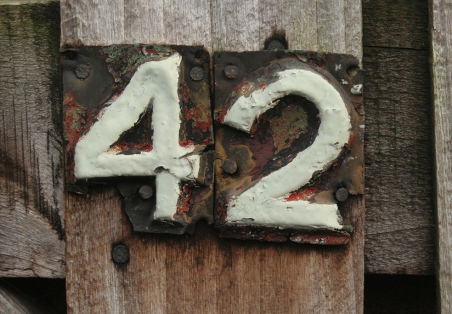 42, Flickr, CC, by Liz Jones