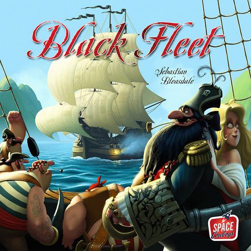 Concours Black Fleet