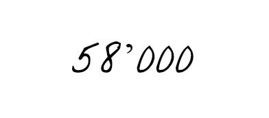 58000