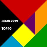 TOP 10 des meilleurs jeux d'Essen 2014