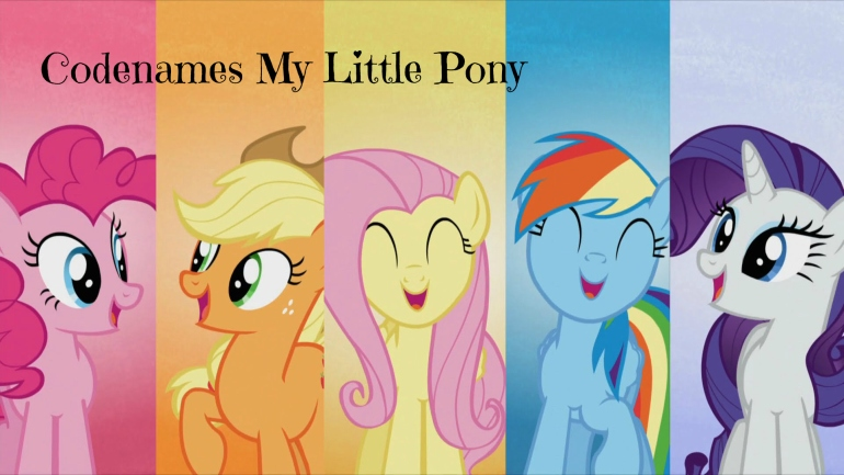 codenames-pony