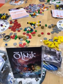Les Mines d'Olnäk. Un futur KS chez Morning