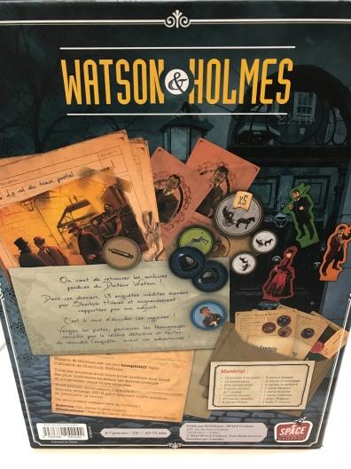 Watson & Holmes, le prochain Space Cowboys
