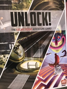 Unlock. La future tuerie chez Space Cowboys. Encore mieux que Time Stories (AMHA)