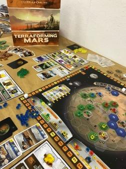 Terraforming Mars. Une perle d'Essen 2016
