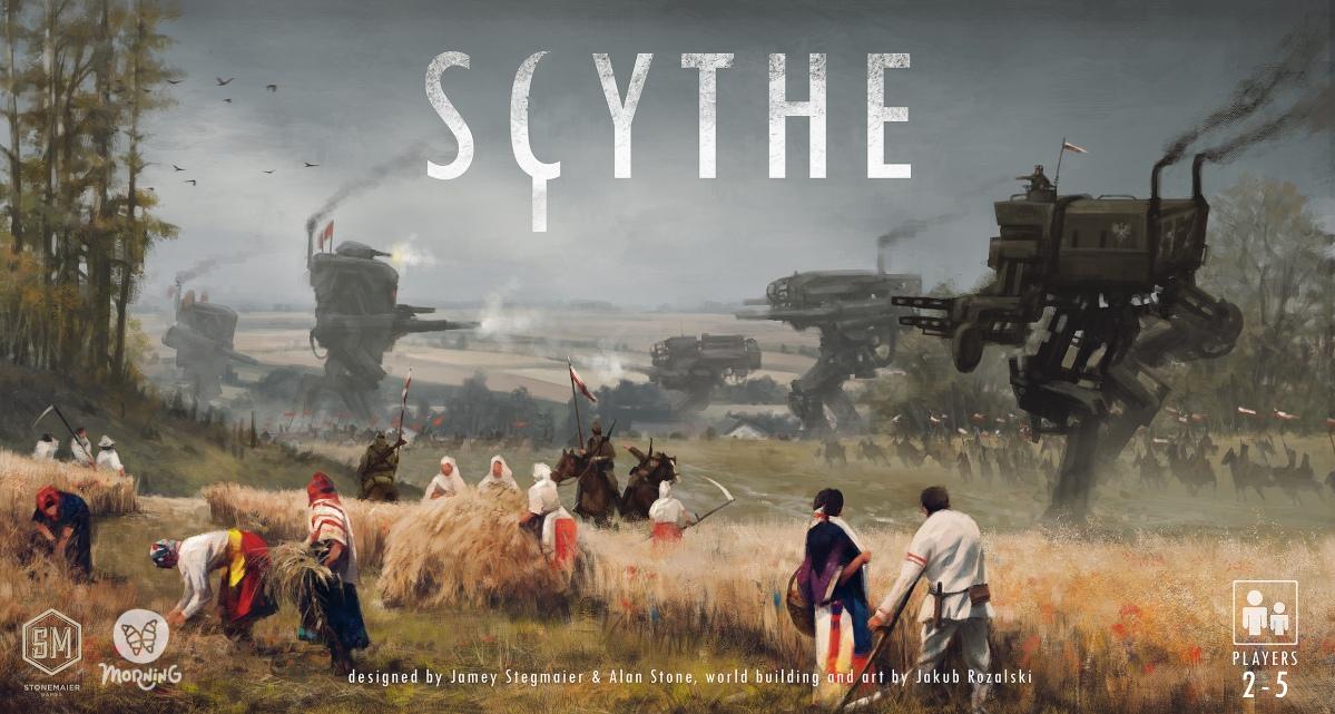 Critique de jeu: Scythe. La quintessence du 4X