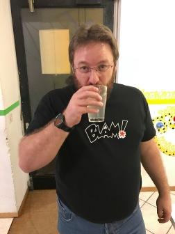 Seb, éditeur de Blam!