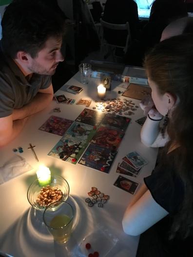 Medieval Academy. Le meilleur jeu de draft (au monde?)