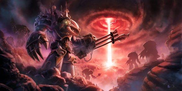 warhammer_40k_tribute__chaos_space_marine_by_pierreloyvet-d5ayjg5